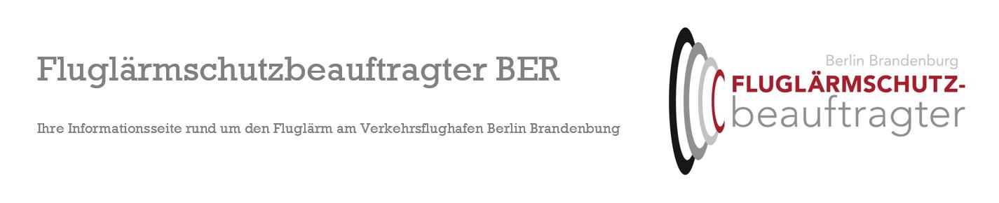 Fluglärmschutzbeauftragter BER